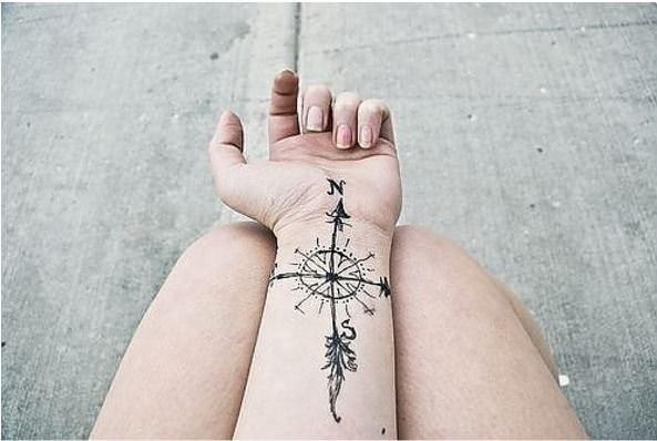 İnsanların bileklerine yaptırdıkları 19 güzel dövme