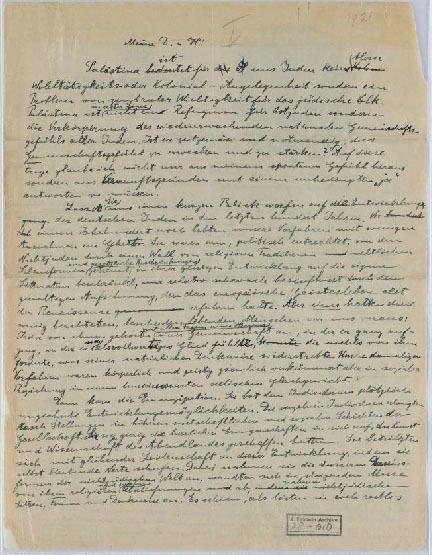 Einstein'ın aşk mektupları