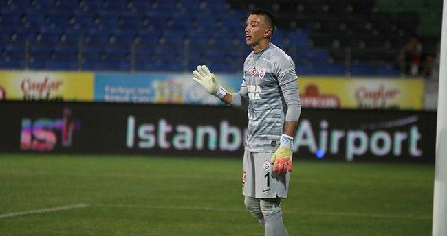 Galatasaray'dan Muslera'ya destek