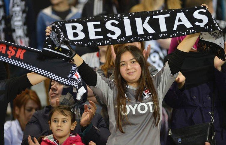 Beşiktaş - Akhisar Belediyespor maçının fotoğrafları