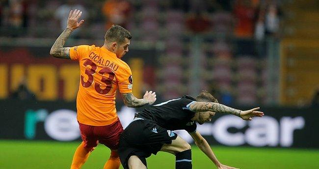 Galatasaray'ın Kayseri kafilesi belli oldu! Cicaldau, Berkan ve Halil sürprizi...