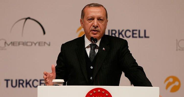 Erdoğan: Ben gençlerimize güveniyorum