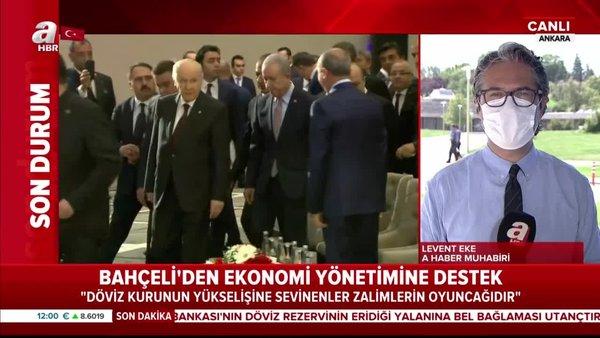 Son dakika:MHPlideriDevlet Bahçeli'denekonomiyönetimine destek | Video