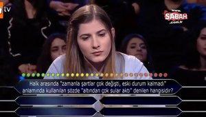 Kim Milyoner Olmak İster?'de ilk soruda joker kullanan Boğaziçi Üniversitesi öğrencisi sosyal medyada olay oldu!
