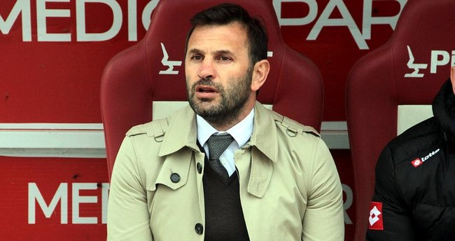 Göztepe'de Okan Buruk istifa etti