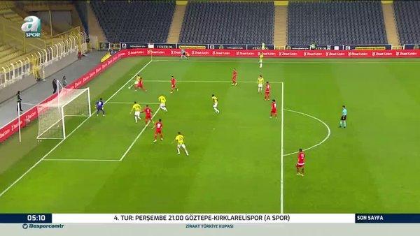 ZTK Fenerbahçe Sivasspor maç özeti izle | Fenerbahçe - Sivasspor'u 4-0'la rahat geçti! Maç özeti ve tüm goller burada! |Video