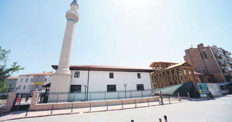 Karatay Kadı İzzettin Camisi'nin restorasyonu tamamlandı