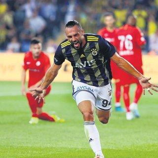 Özlenen Fenerbahçe geri döndü