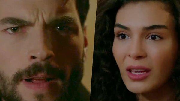 Hercai 35. Bölüm (6 Mart 2020 Cuma) Miran, Reyyan'ın gerçek kimliğini öğreniyor | Video