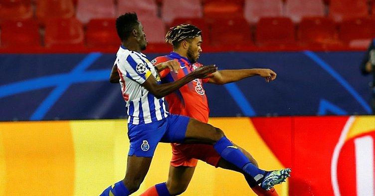 Chelsea Porto'yu 2-0'la geçti!