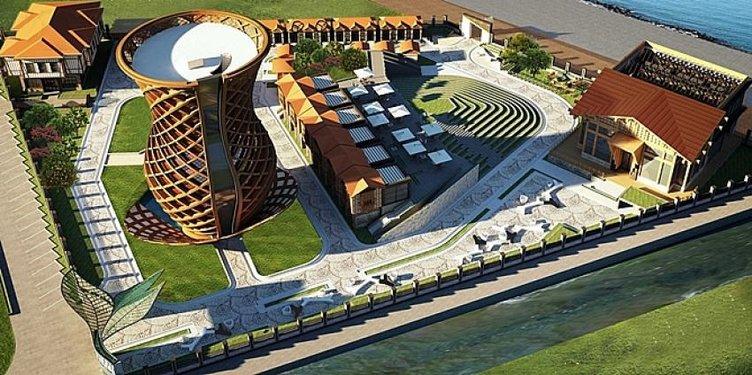 Çay Çarşısı Projesi ve Rize-Artvin Havalimanı bölge turizmini uçuracak
