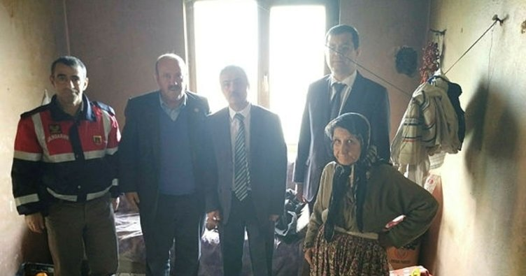 Bursa'da Devlet şefkati