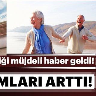 Emekli maaşlarına son dakika zam haberi! - İşte en düşük emekli maaşı zammı