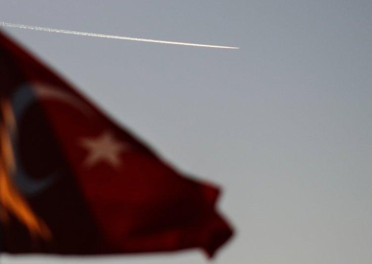 Zeytin Dalı için havalanan 72 uçağın sırrı