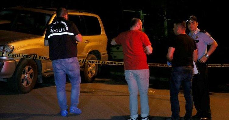Beşiktaş'ta iş adamına silahlı saldırı