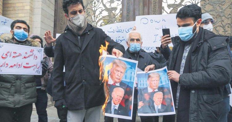 İran'da Mossad suikastları