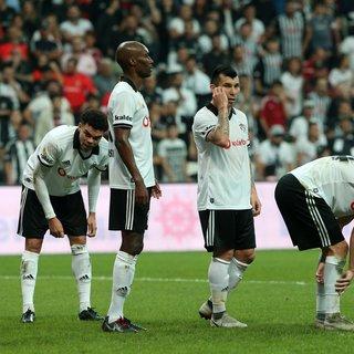 Beşiktaş sonunu getiremiyor