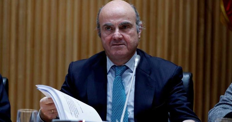 ECB Başkan Yardımcısı Guindos: Aşılama hızlandığında teşvikler sona erdirilebilir
