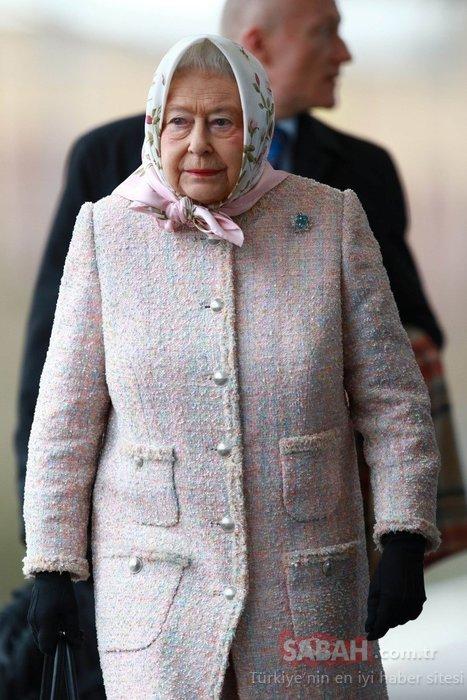 Kraliçe Elizabeth'in uzun yaşam sırrı ortaya çıktı! İşte 93 yaşındaki Kraliçe 2. Elizabeth'in sırları...