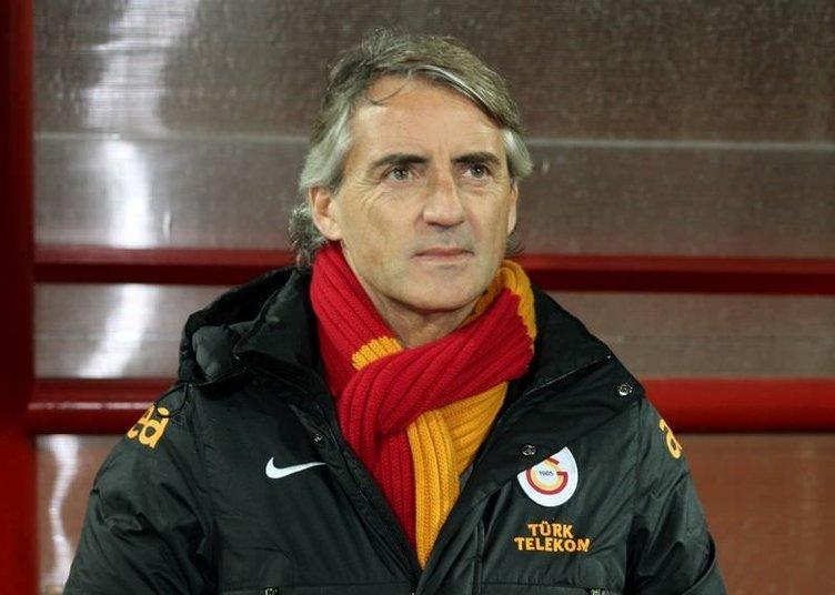 Gaziantepspor - Galatasaray maçından kareler