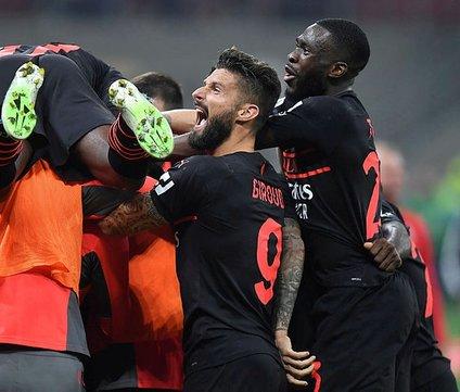 Milan, Igor Tudor'un takımı Hellas Verona'yı geriden gelip 3-2 yenmesini bildi