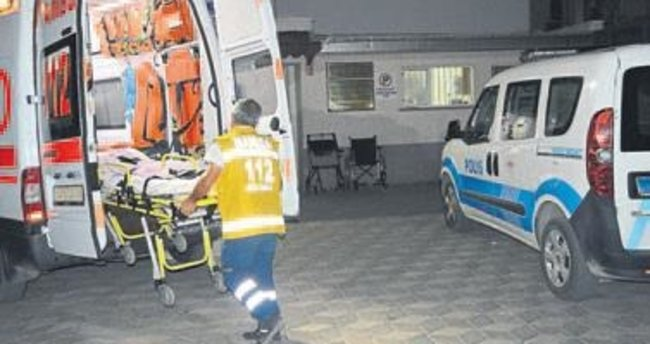Motosiklette kalp krizi geçirip öldü