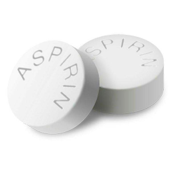 2 adet aspirini eritin ve…