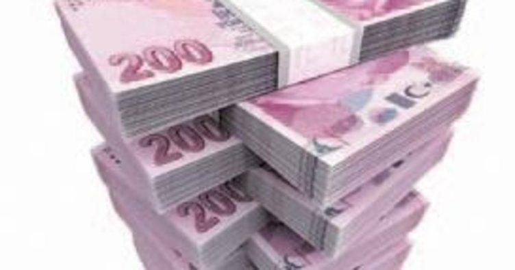 Yapılandırmadan 22.7 milyar lira