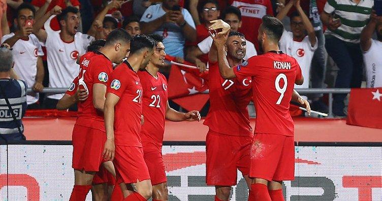 Türkiye, FIFA dünya sıralamasında 2 basamak yükseldi