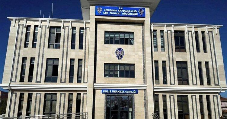 Yenişehir'de yapılan operasyonda bir miktar uyuşturucu ele geçirildi!