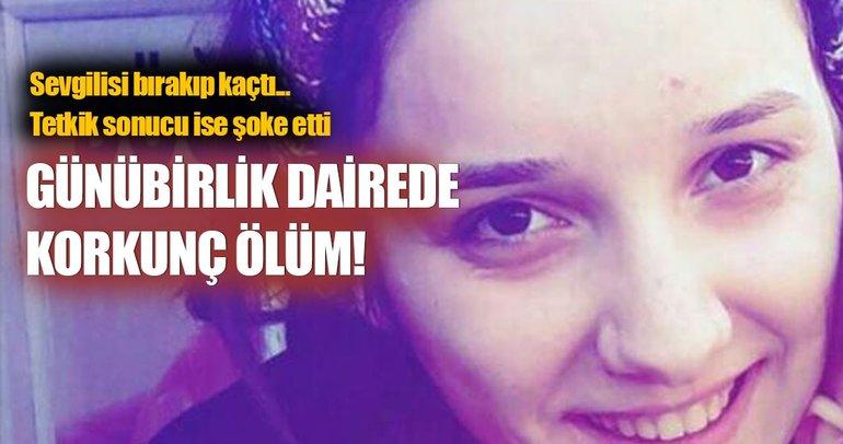 Genç kız günübirlik rezidansın 3'üncü katından düşerek öldü