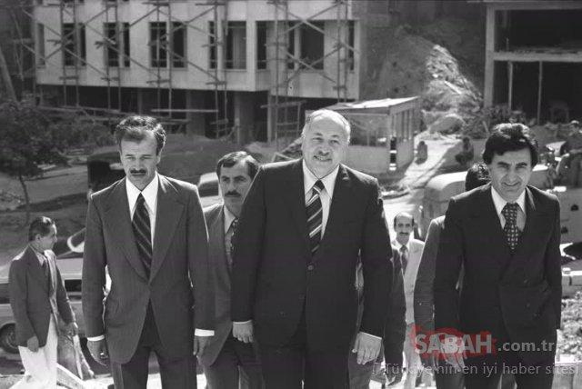 'Yeni bir dünya' ideali sunan lider Necmettin Erbakan'ın vefatının üzerinden 8 yıl geçti