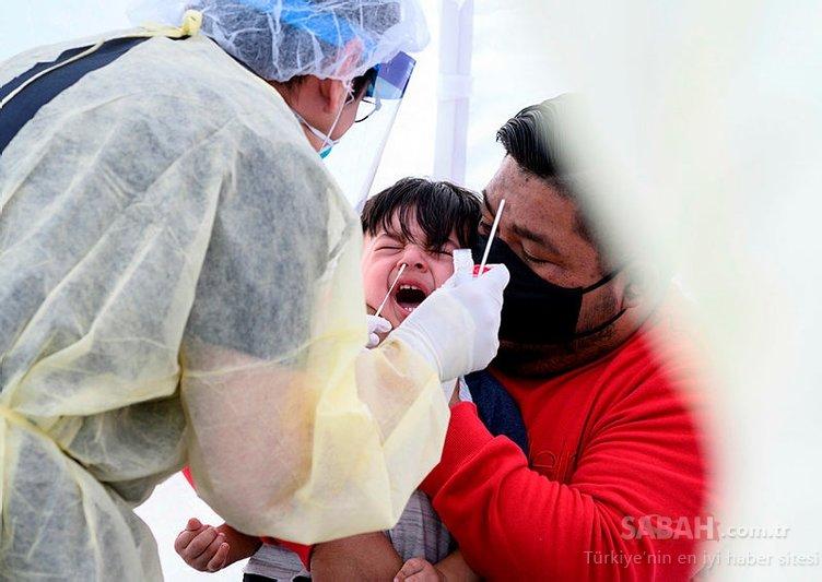 SON DAKİKA! Dünya ciddiye almadı o da hızla büyüyor! Covid-19 bağlantılı çocuk sendromu 6 ülkede görüldü