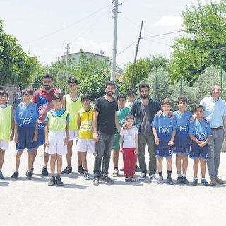 Çok büyüksün Karaçayspor!