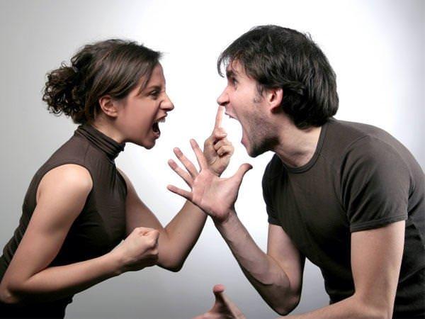 Kavgada kendinizi tutuyorsanız dikkat!