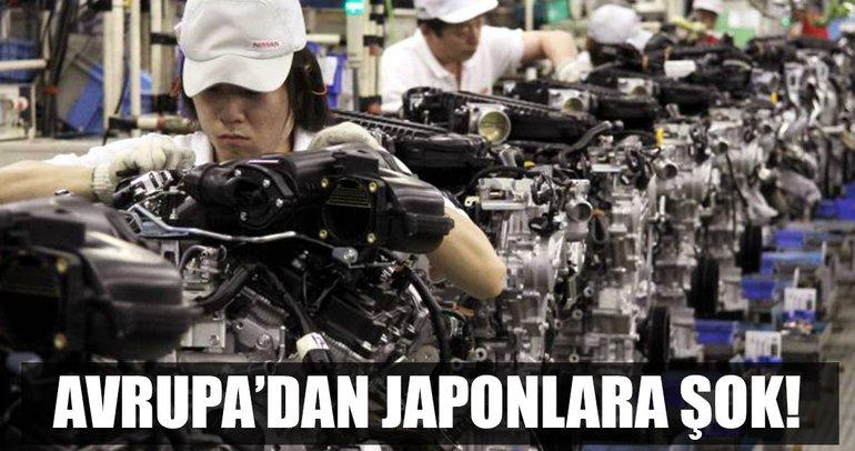 AB'den Japon kondansatör üreticilerine kartel cezası