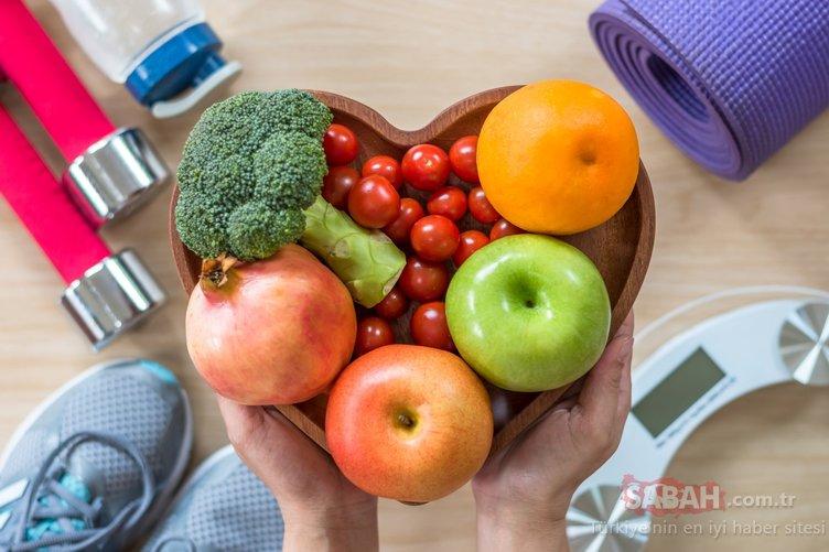 Müthiş ikili: Spor ve beslenme