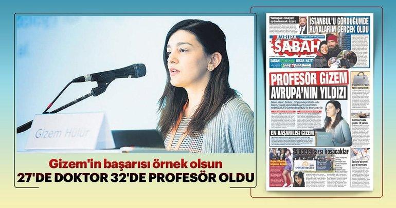 Profesör gizem Avrupa'nın yıldızı