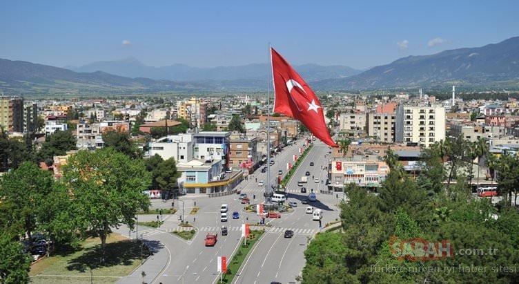 İl il Türkiye'nin 2019 nüfusu