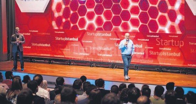 100 girişimci Startup İstanbul'da