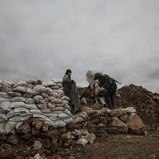 Son Dakika Haberi: Afrin sınırından son görüntüler geldi! ÖSO, namluları oraya çevirdi