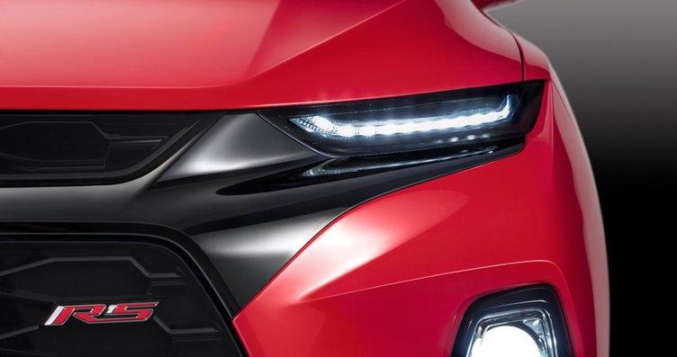 2019 Chevrolet Blazer agresif tasarımıyla dikkat...
