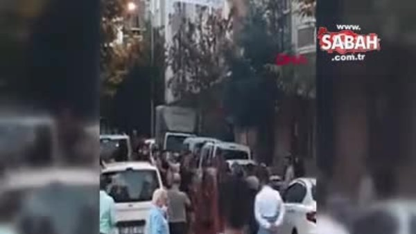 İstanbul Sultangazi'de kadınların 'temizlik' tartışması meydan kavgasına döndü | Video