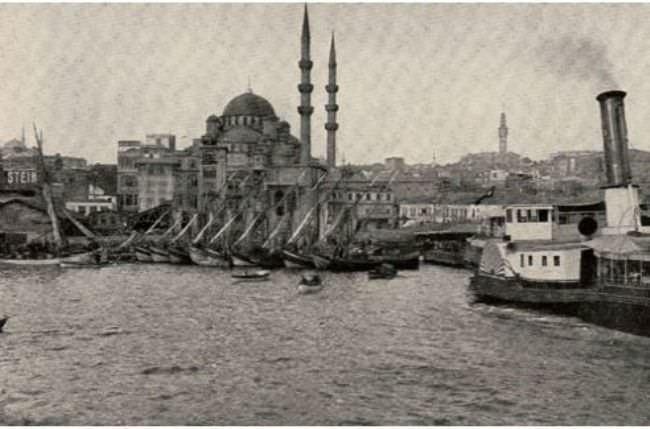 İstanbul sokakları 100 yıl önce böyleydi