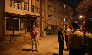 Kocaeli'nin İzmit ilçesinde toprak kayması sonucu 2 apartman tahliye edildi
