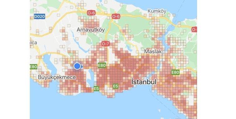 Son dakika haberi: Corona virüs Türkiye haritası yayınlandı! Ankara, İzmir, İstanbul il il ilçe ilçe corona virüs risk haritası! Hayat Eve Sığar