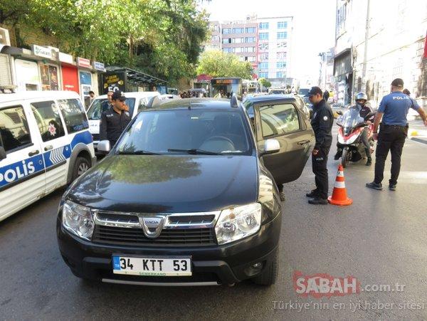İstanbul'da hareketli saatler! Hepsi didik didik arandı