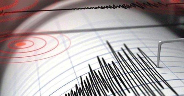 Son Dakika | Marmara Denizi'nde deprem!