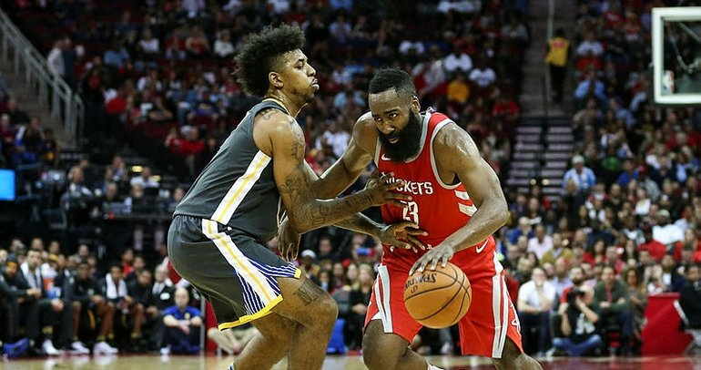 Rockets, Warriors'a dur dedi