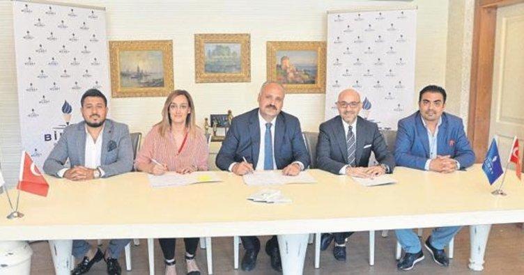 Bilnet'ten İzmir'de iki yeni kampüs
